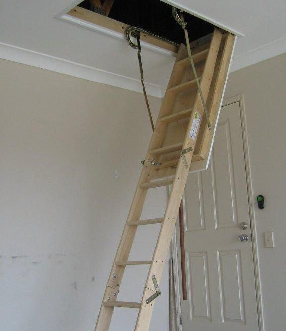 Ceiling Access Ladder Taraba Home Review
