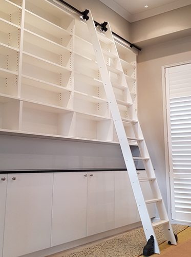 Library Ladders In Queensland Access Ladders